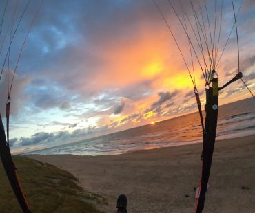 Paragliding 2020